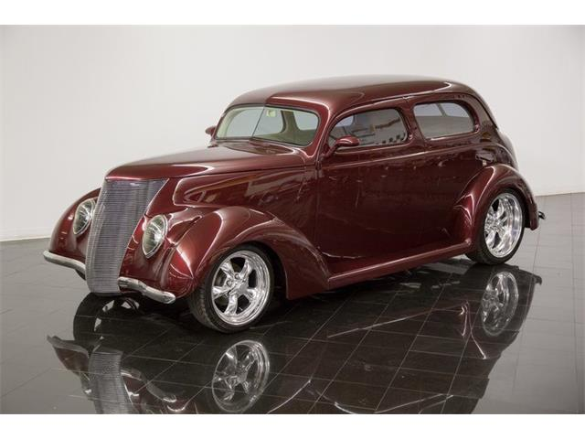1937 Ford Tudor (CC-1264798) for sale in St. Louis, Missouri