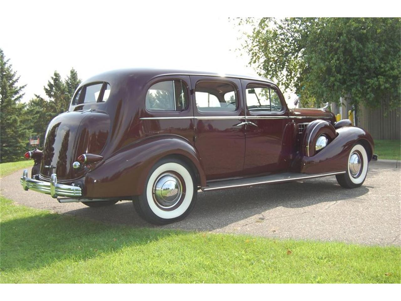 1936 Cadillac Series 85 (CC-1264816) for sale in Rogers, Minnesota