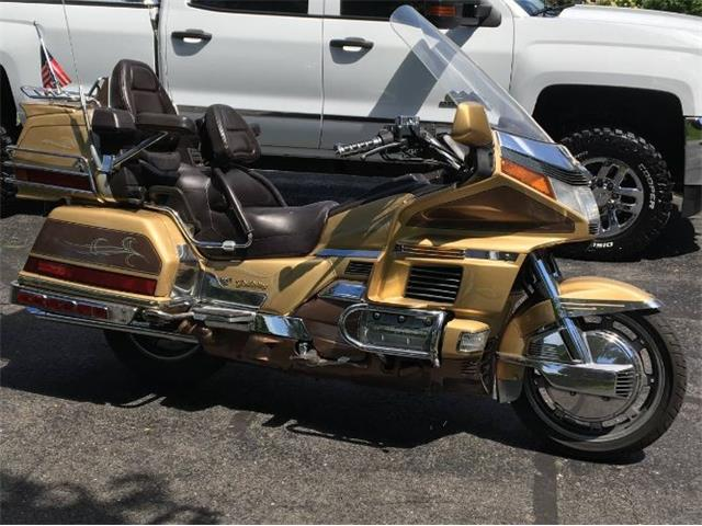 1991 Honda Goldwing (CC-1260484) for sale in Cadillac, Michigan