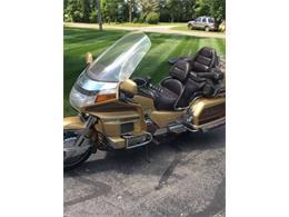 1991 Honda Goldwing (CC-1260484) for sale in Cadillac, Michigan