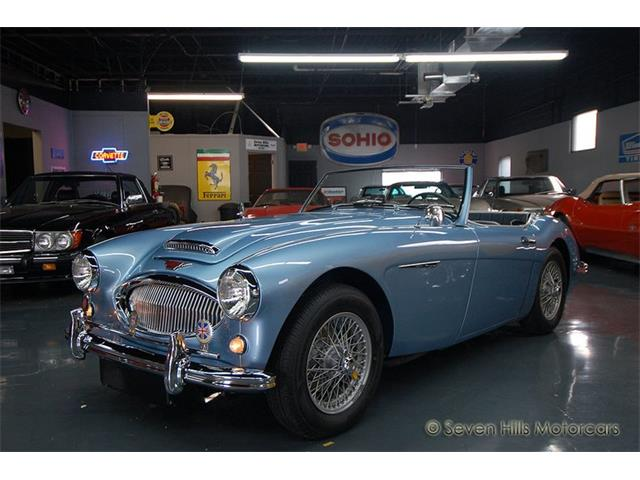 1962 Austin-Healey BT7 (CC-1264858) for sale in Cincinnati, Ohio