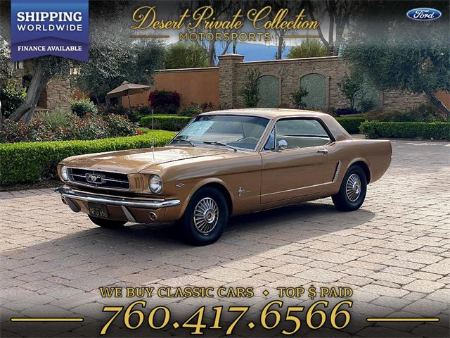 1965 Ford Mustang (CC-1264859) for sale in Palm Desert , California