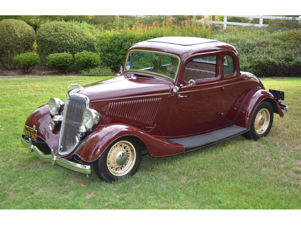 1934 Ford Coupe (CC-1264866) for sale in Phoenix, Arizona