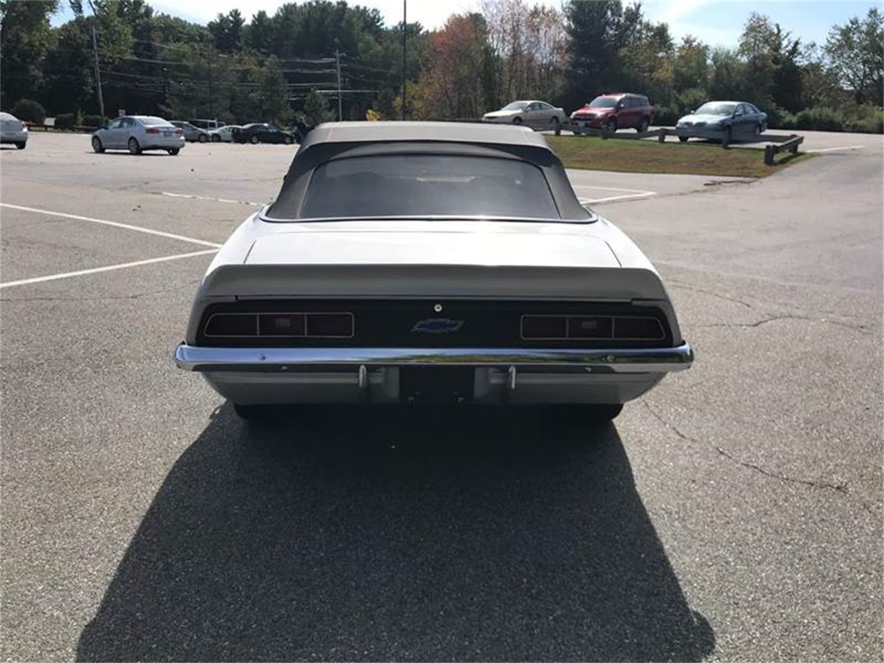 1969 Chevrolet Camaro (CC-1264896) for sale in Westford, Massachusetts