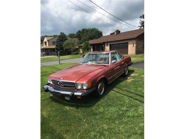 1975 Mercedes-Benz 450SL (CC-1260049) for sale in Cadillac, Michigan