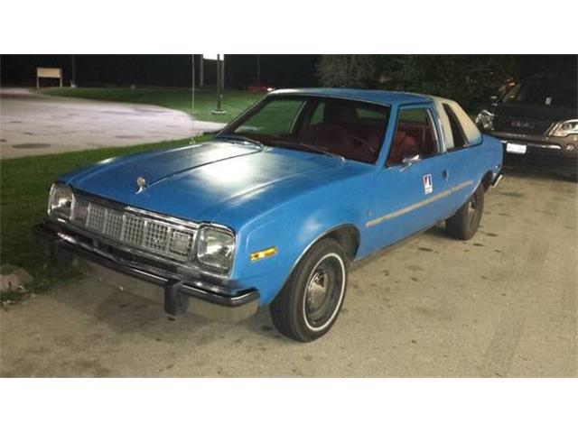 1978 AMC Concord (CC-1260490) for sale in Cadillac, Michigan