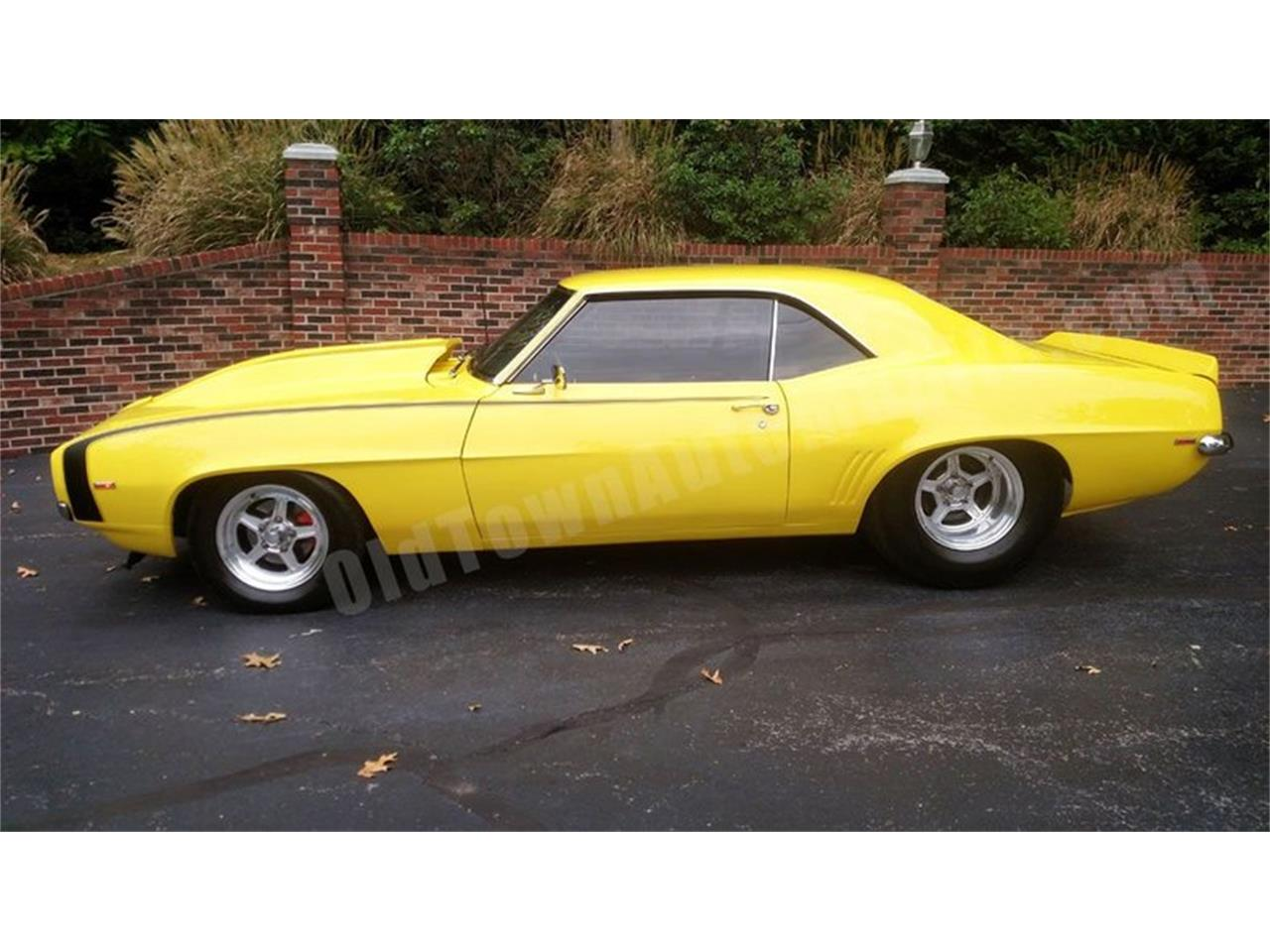 1969 Chevrolet Camaro (CC-1264907) for sale in Huntingtown, Maryland