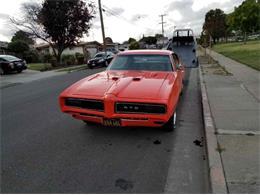 1969 Pontiac GTO (CC-1260497) for sale in Cadillac, Michigan