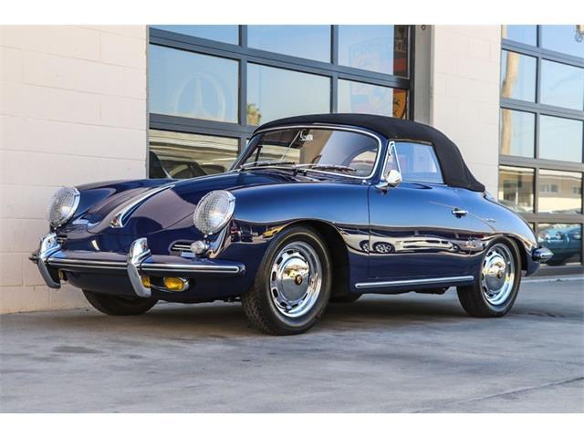 1965 Porsche 356C (CC-1264976) for sale in Costa Mesa, California