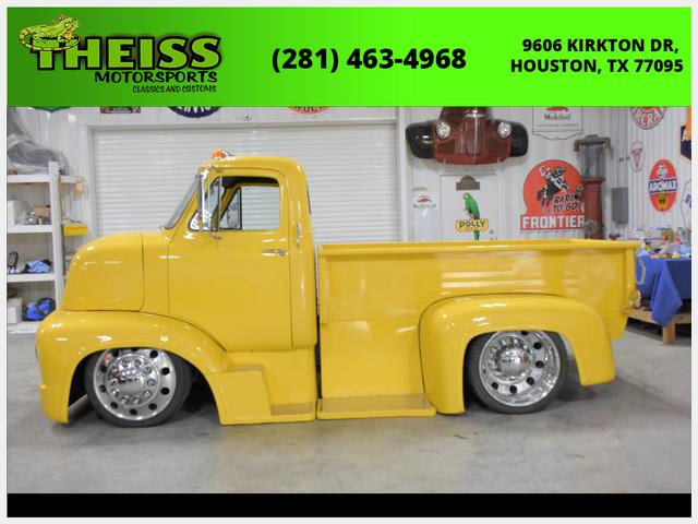 1954 Ford COE (CC-1264986) for sale in Houston, Texas