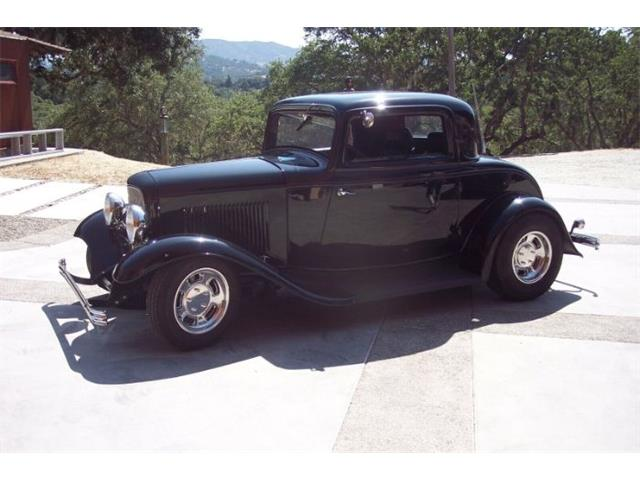 1932 Ford Coupe (CC-1260499) for sale in Cadillac, Michigan