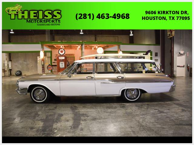 1962 Mercury Monterey (CC-1264990) for sale in Houston, Texas