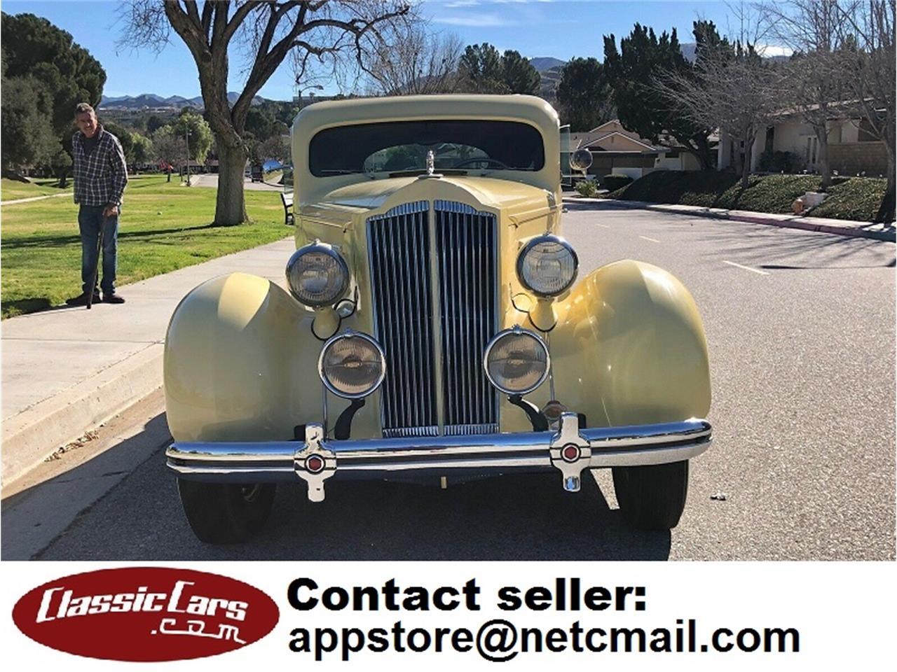 1936 Packard Clipper (CC-1264996) for sale in Mount Vernon, Washington