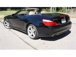 2013 Mercedes-Benz SL550 (CC-1265003) for sale in Valley Park, Missouri