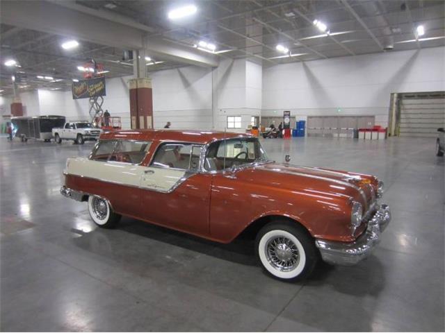 1955 Pontiac Safari (CC-1260501) for sale in Cadillac, Michigan