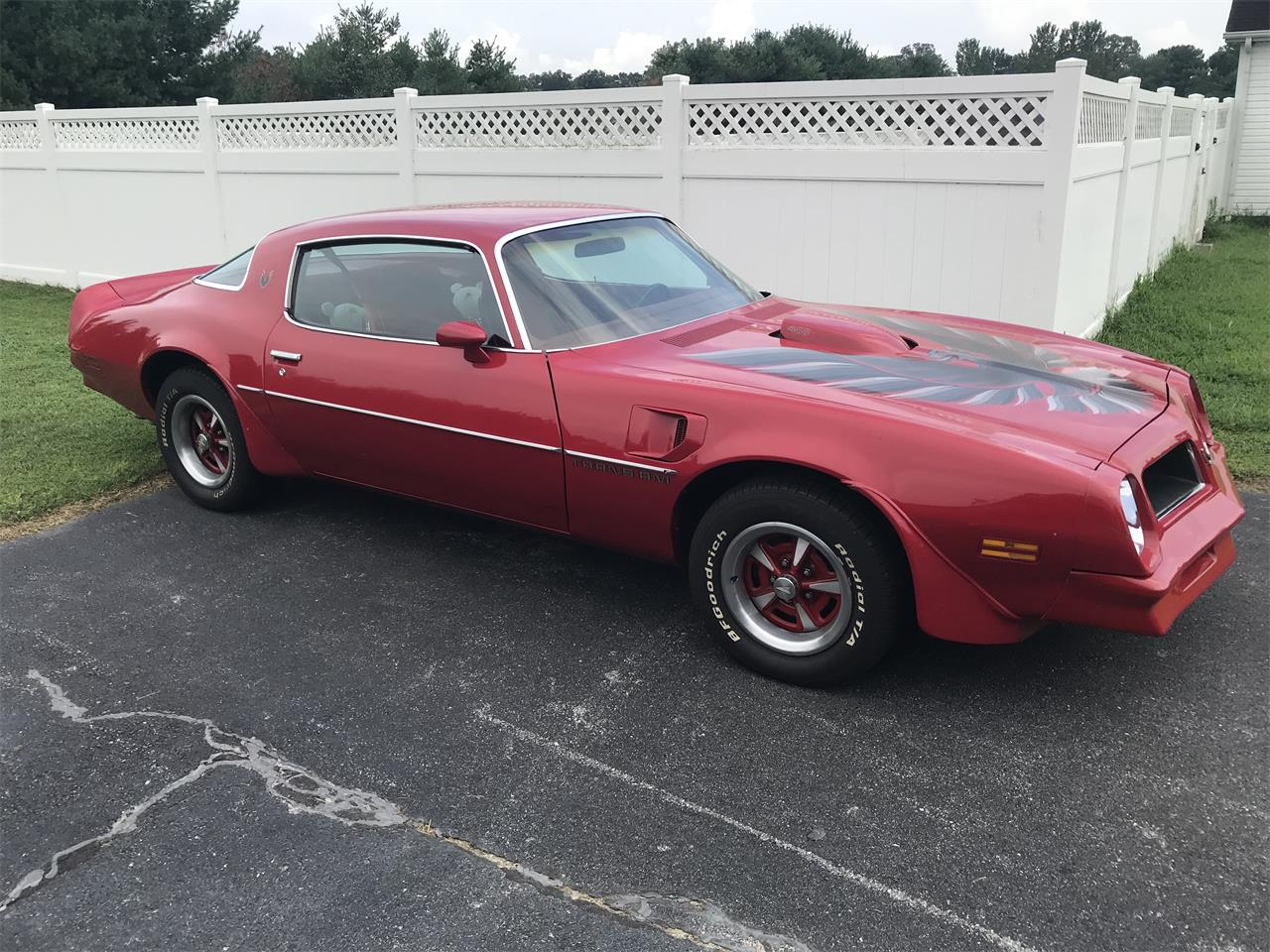 1976 Pontiac Firebird Trans Am (CC-1265013) for sale in Georgetown, Delaware
