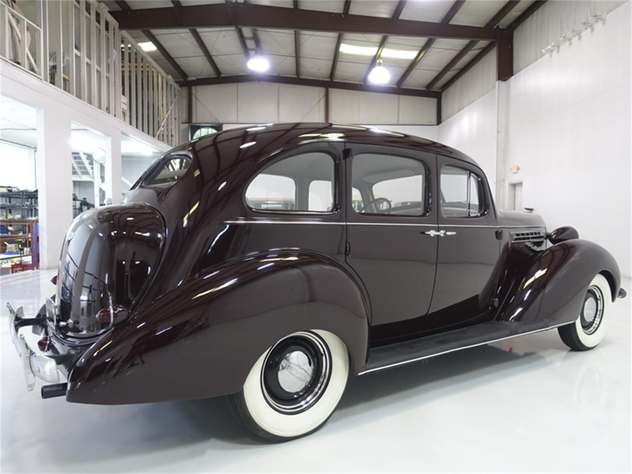 1937 Hudson Custom 6 (CC-1265025) for sale in Saint Louis, Missouri