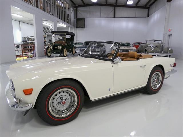 1973 Triumph TR6 (CC-1265027) for sale in Saint Louis, Missouri