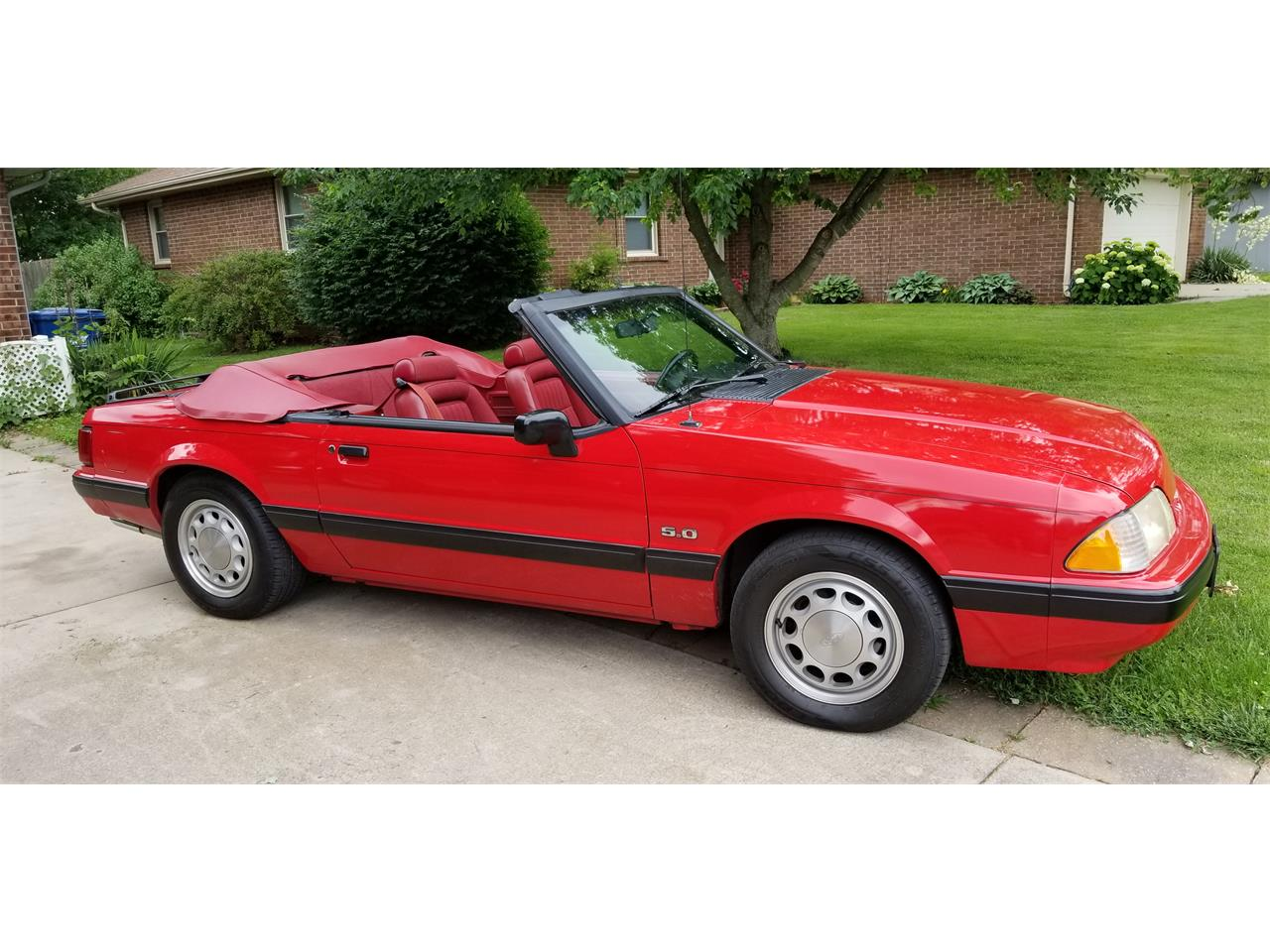 1990 Ford Mustang (CC-1265028) for sale in springfield, Missouri