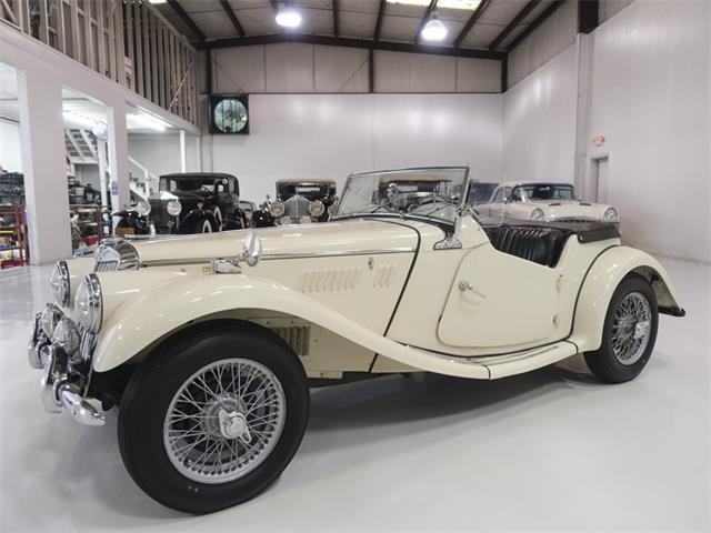 1955 MG TF (CC-1265034) for sale in Saint Louis, Missouri