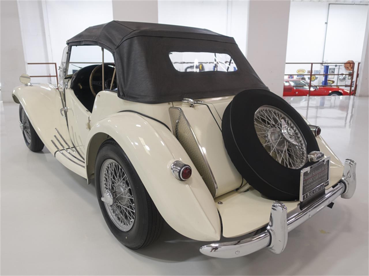 1955 MG TF (CC-1265034) for sale in Saint Louis, Missouri