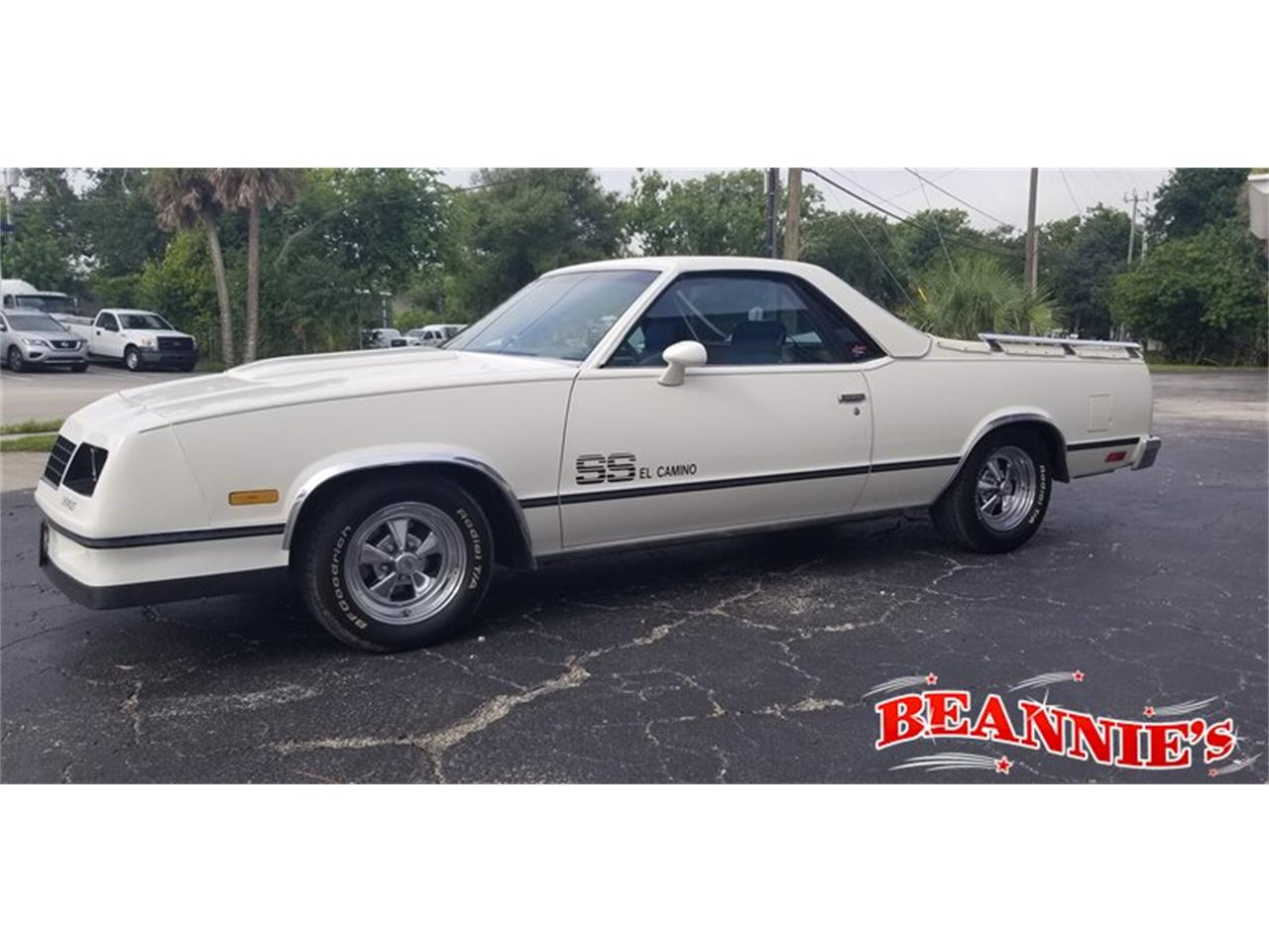 1984 Chevrolet El Camino (CC-1265041) for sale in Daytona Beach, Florida