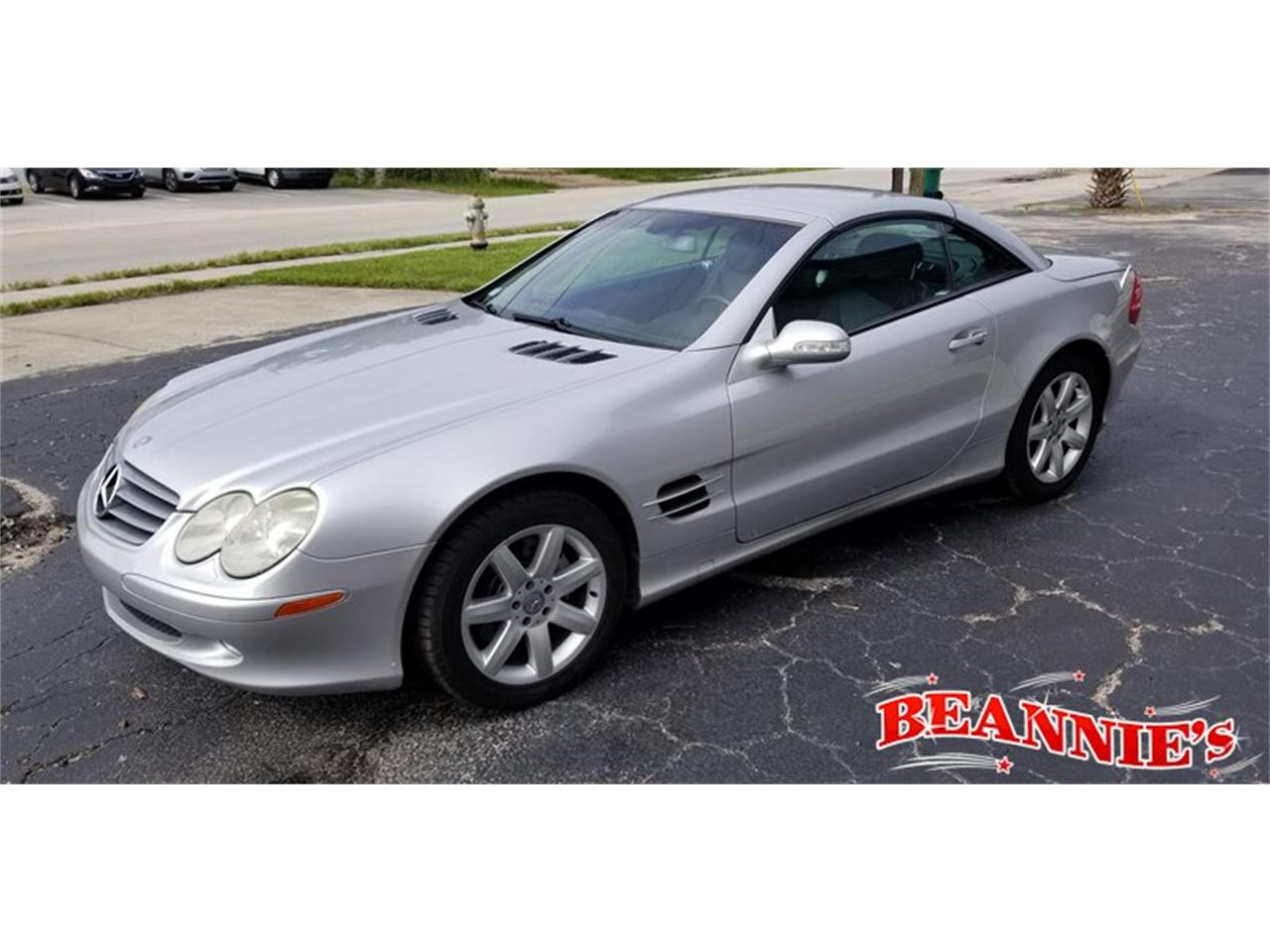 2003 Mercedes-Benz SL500 (CC-1265043) for sale in Daytona Beach, Florida