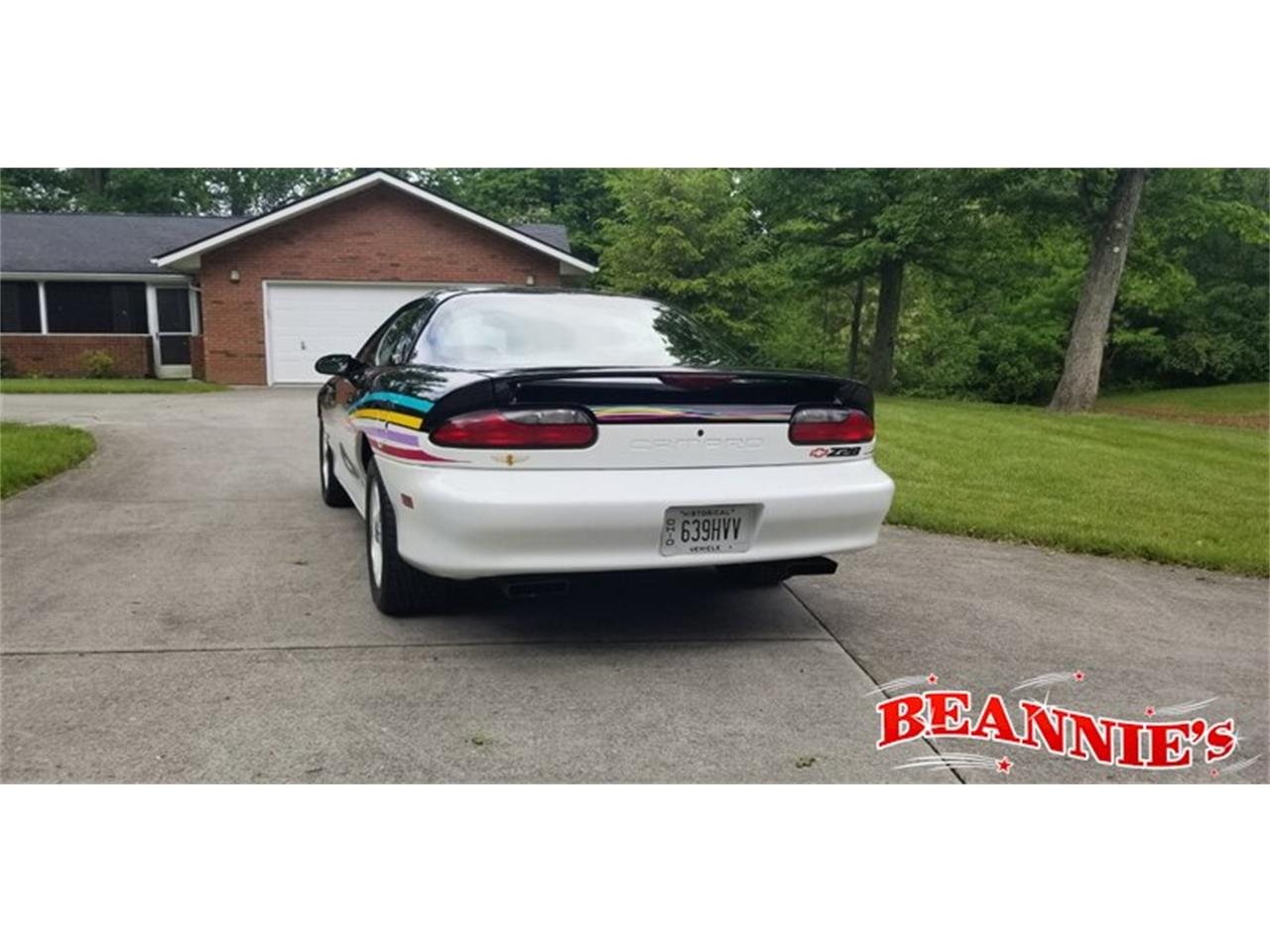 1993 Chevrolet Camaro Z28 (CC-1265045) for sale in Orient, Ohio