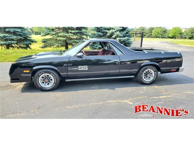 1986 Chevrolet El Camino (CC-1265046) for sale in Orient, Ohio