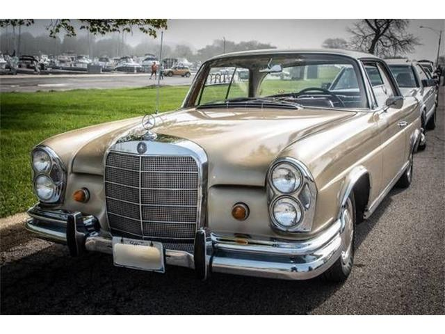 1965 Mercedes-Benz 220SE (CC-1260505) for sale in Cadillac, Michigan