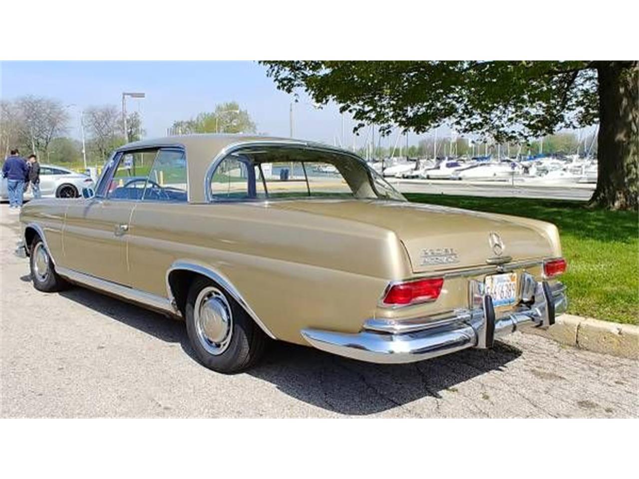 1965 Mercedes-Benz 220SE (CC-1260505) for sale in Cadillac, Michigan