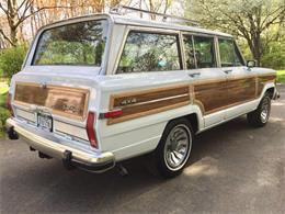 1991 Jeep Grand Wagoneer (CC-1265057) for sale in Bemus Point, New York