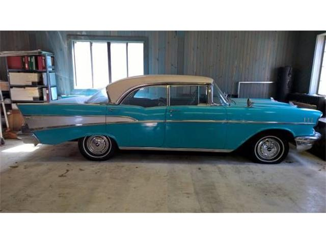 1957 Chevrolet Bel Air (CC-1260506) for sale in Cadillac, Michigan