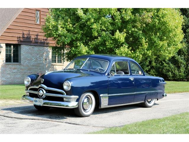 1950 Ford Custom (CC-1265060) for sale in Saginaw, Michigan