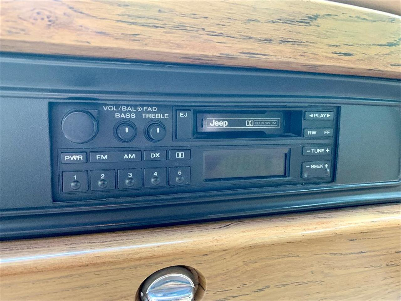 1988 Jeep Grand Wagoneer (CC-1265063) for sale in Bemus Point, New York