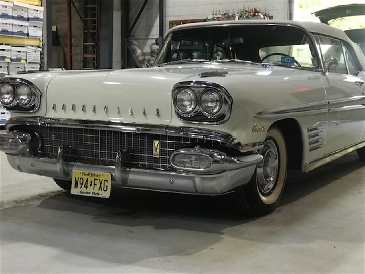 1958 Pontiac Bonneville (CC-1265066) for sale in Morganville, New Jersey