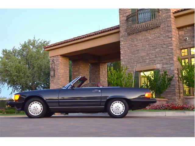 1987 Mercedes-Benz 560SL (CC-1265069) for sale in Chandler , Arizona