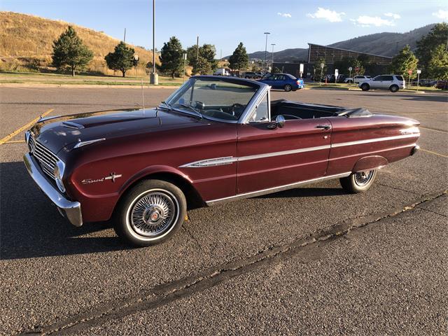 1963 Ford Falcon (CC-1265074) for sale in Golden, Colorado