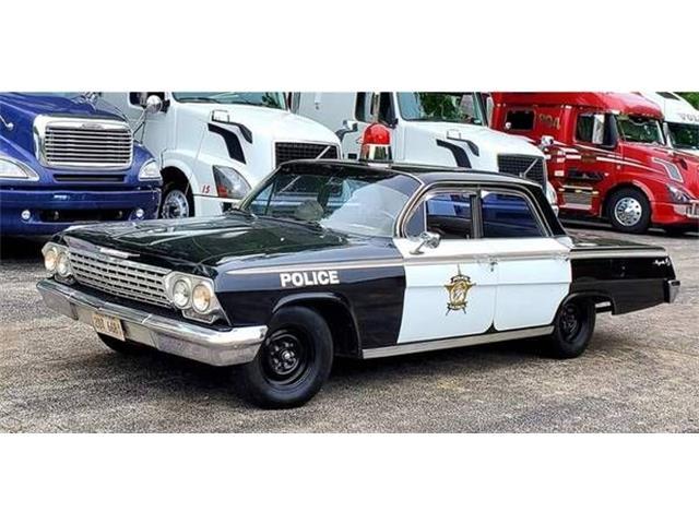 1962 Chevrolet Impala (CC-1260508) for sale in Cadillac, Michigan