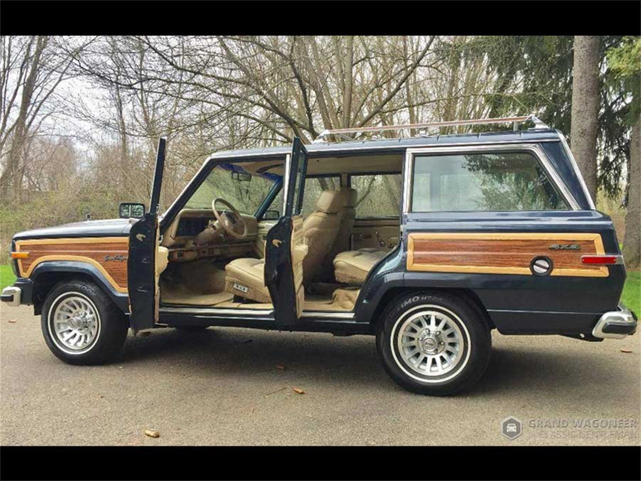 1989 Jeep Grand Wagoneer (CC-1265082) for sale in Bemus Point, New York