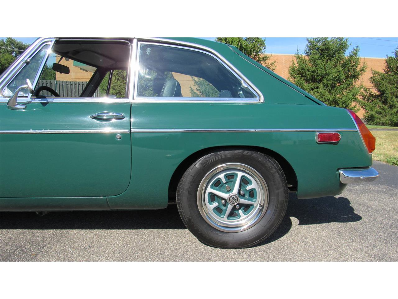 1972 MG MGB GT (CC-1265083) for sale in Milford, Ohio