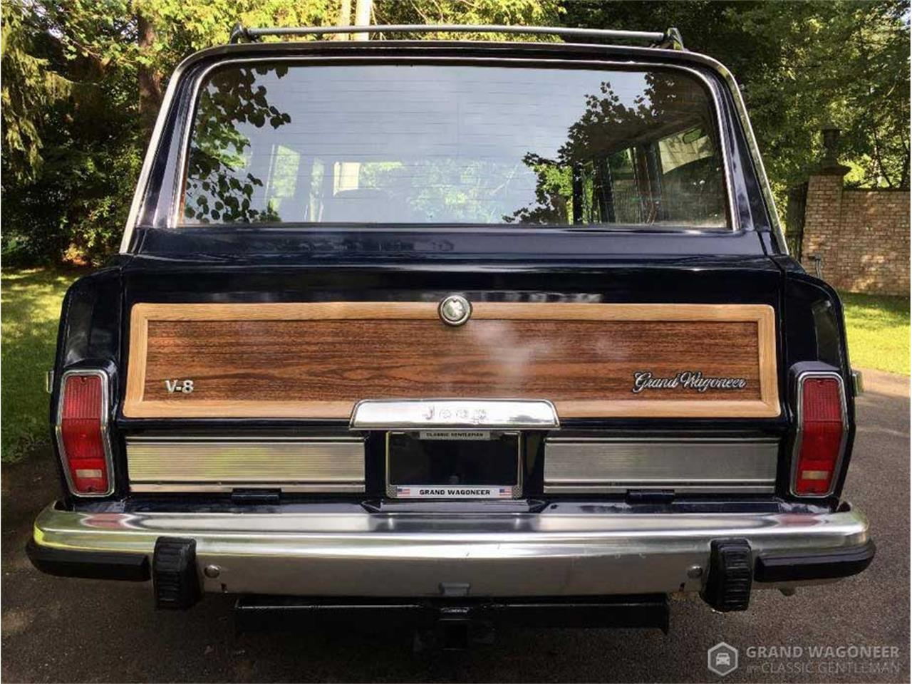 1987 Jeep Grand Wagoneer (CC-1265094) for sale in Bemus Point, New York