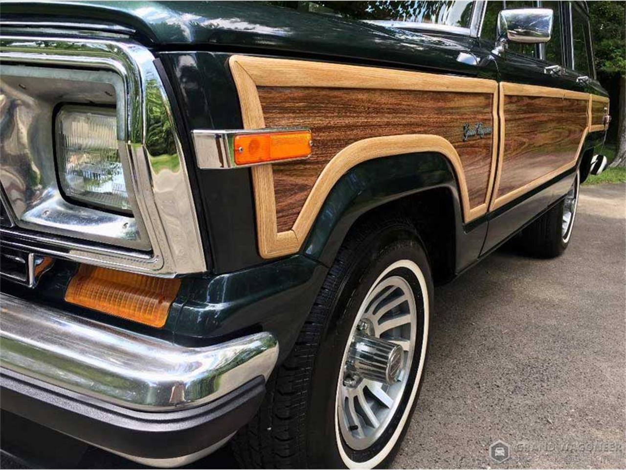 1984 Jeep Grand Wagoneer (CC-1265097) for sale in Bemus Point, New York