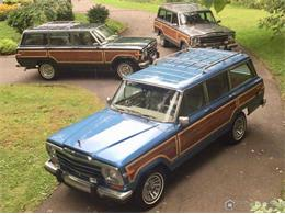 1991 Jeep Grand Wagoneer (CC-1265099) for sale in Bemus Point, New York