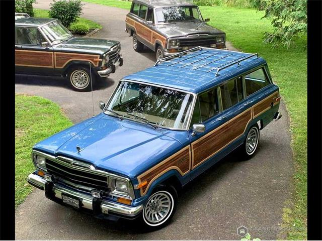 1989 Jeep Grand Wagoneer (CC-1265100) for sale in Bemus Point, New York