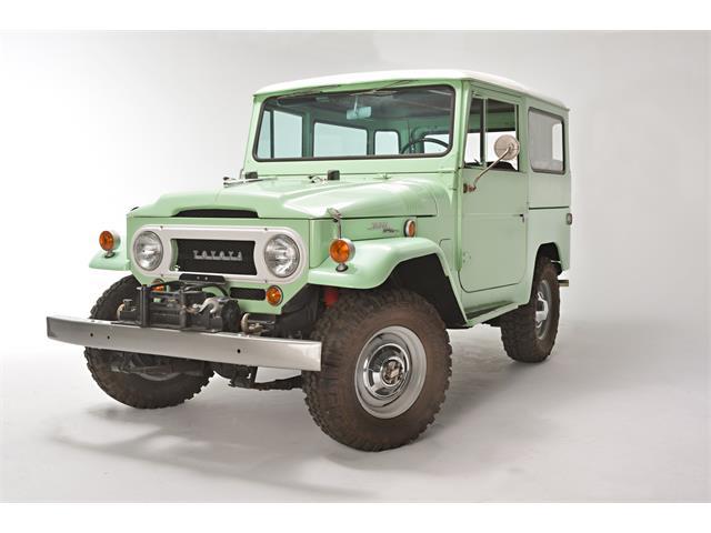 1968 Toyota Land Cruiser FJ (CC-1265102) for sale in Charleston, South Carolina