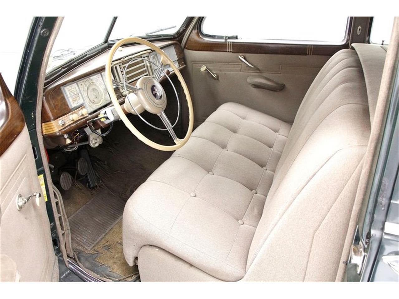 1940 Chrysler Crown Imperial (CC-1265104) for sale in Morgantown, Pennsylvania