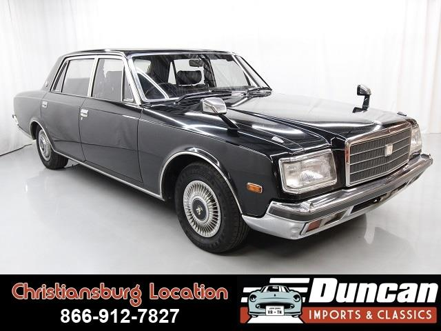 1990 Toyota Century (CC-1265118) for sale in Christiansburg, Virginia