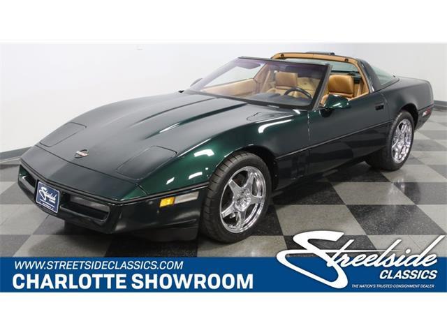 1990 Chevrolet Corvette (CC-1265120) for sale in Concord, North Carolina