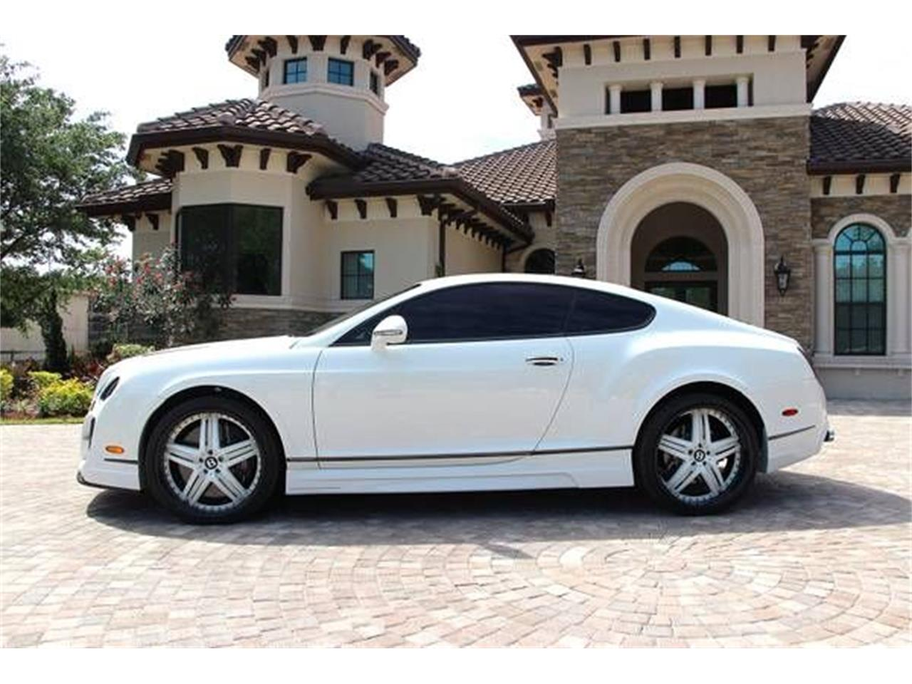 2010 Bentley Continental GT (CC-1265133) for sale in Cadillac, Michigan